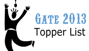 gate 2013 tooper list qualifygate.com