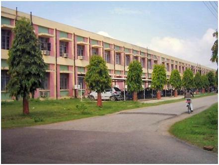 MNNIT-Allahabad-campus