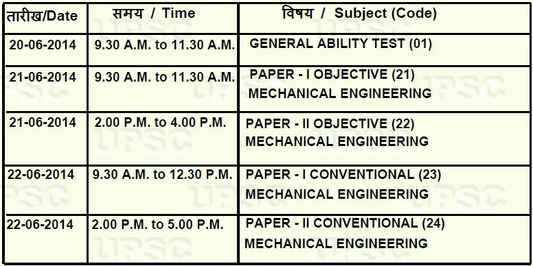 ies 2014 schedule